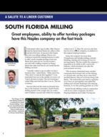 South Florida Milling Featured in LinderLink Magazine