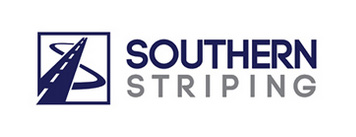 Southern Striping Logo - Thermoplastic Striping in South West Florida